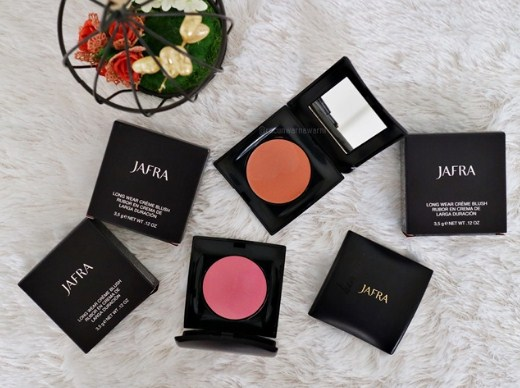 Jafra Long Wear Creme Blush